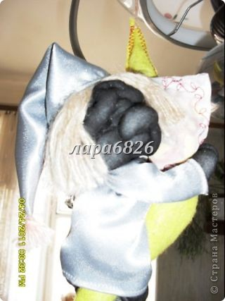 Одна из моих первых работ, черепашка Машка (игольница). Большое спасибо за МК ЛИКМЕ, по которому она сделана и теперь живёт у меня и помогает мне. Жду Ваших комментариев с нетерпением. фото 4