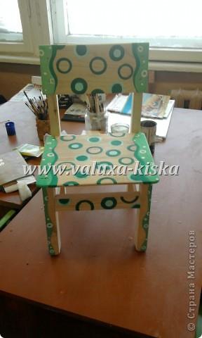 детские стульчики) фото 1