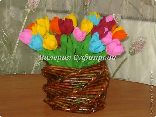 Тюльпаны круглый год!!!
