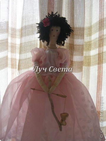 Кукла Люся фото 4
