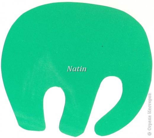 По просьбам жителей Страны Мастеров выкладываю выкройки простых слоников и наши варианты их оформления. Отвечу на любые вопросы по изготовлению. Попозже добавлю на эту страницу ещё кое-что интересненькое.  фото 8