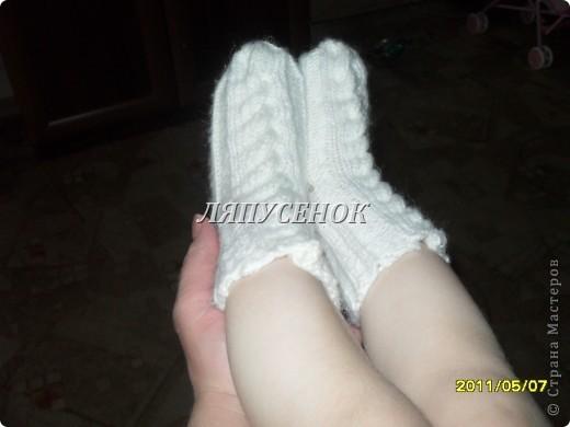 носочки для Анички фото 3