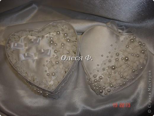 Мастер-класс Свадьба Лепка Шитьё МК - шкатулочка Бусинки Пластика Ткань фото 29