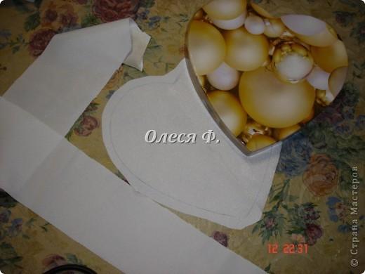 Мастер-класс Свадьба Лепка Шитьё МК - шкатулочка Бусинки Пластика Ткань фото 4