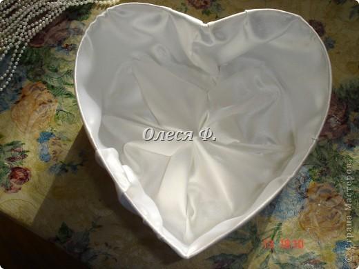 Мастер-класс Свадьба Лепка Шитьё МК - шкатулочка Бусинки Пластика Ткань фото 12