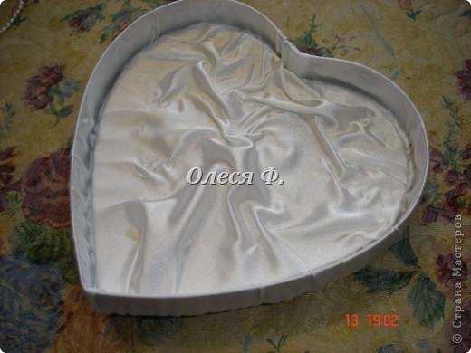 Мастер-класс Свадьба Лепка Шитьё МК - шкатулочка Бусинки Пластика Ткань фото 18
