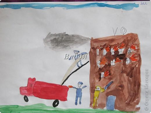 Работа пожарников. фото 1
