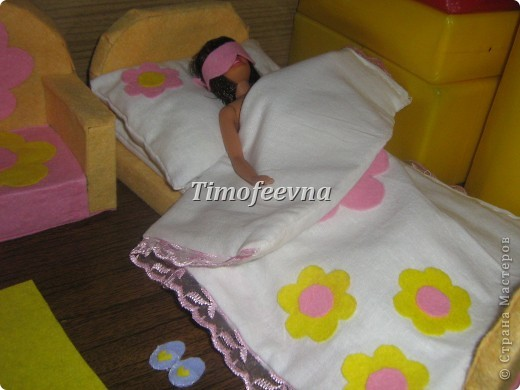 """Здравствуйте, гости моей странички!! Для куклы Барби моей маленькой дочи я сделала <a href=""""https://stranamasterov.ru/node/193234"""">мебель своими руками"""">     фото 29"""