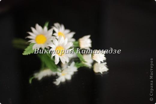 "Бутоньерка ""Ромашки"" фото 2"