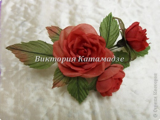 "Бутоньерка ""Ромашки"" фото 8"