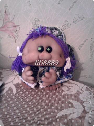 моя первая кукла, Каринка