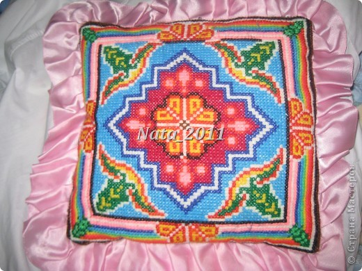 Диванная подушка. фото 3