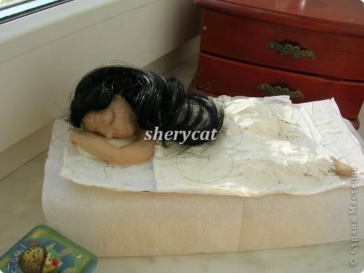 моя спящая девушка... пока без имени фото 1