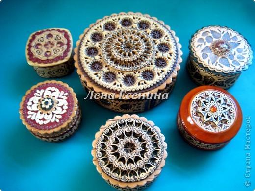 Я собираю шкатулки...  Начало коллекции смотрите здесь:  http://stranamasterov.ru/node/194403 Эта на фото - самая крошечная из всех. Такая милашка! :) Индия фото 4