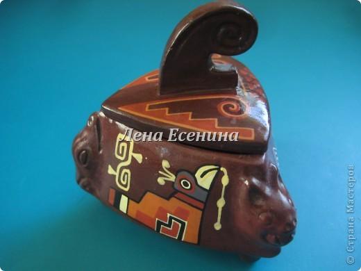 Я собираю шкатулки...  Начало коллекции смотрите здесь:  http://stranamasterov.ru/node/194403 Эта на фото - самая крошечная из всех. Такая милашка! :) Индия фото 25