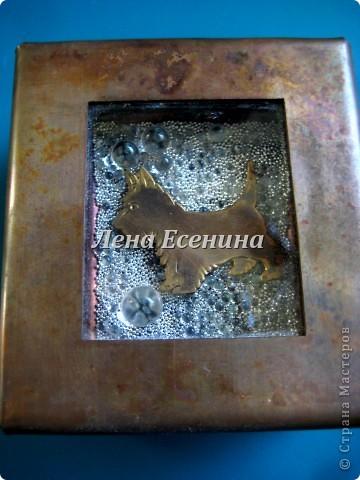 Я собираю шкатулки...  Начало коллекции смотрите здесь:  http://stranamasterov.ru/node/194403 Эта на фото - самая крошечная из всех. Такая милашка! :) Индия фото 24