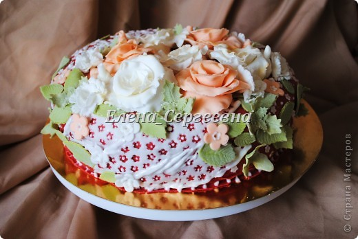 Оформление тортов фото 1