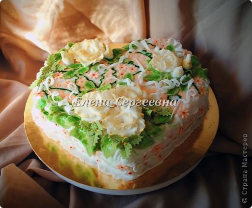 Оформление тортов фото 2