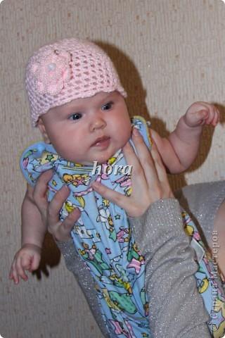 шапочка для деточки