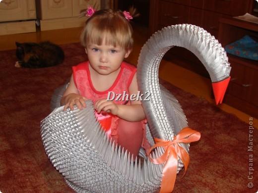 Лебедь ~3100 модулей фото 1
