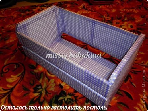 У подруги дочке исполнилось 6 лет, надеюсь кроватка ей понравится.  фото 1