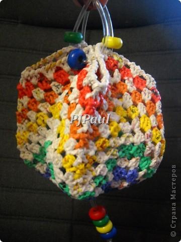 Радужная сумочка для малышки ) фото 2