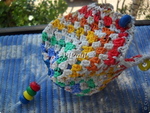 Радужная сумочка для малышки ) фото 3