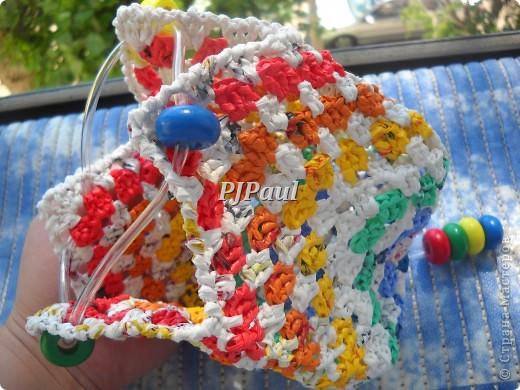 Радужная сумочка для малышки ) фото 1