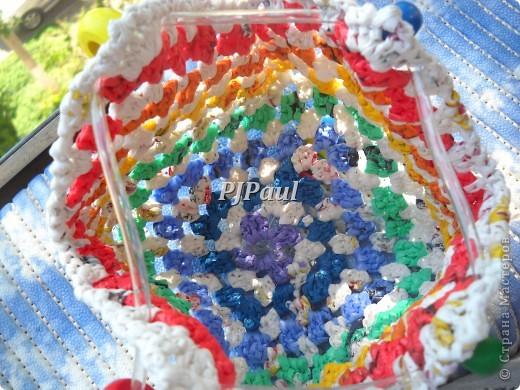 Радужная сумочка для малышки ) фото 4