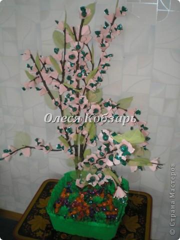 Конфетное дерево в подарок детишкам из центра усыновления