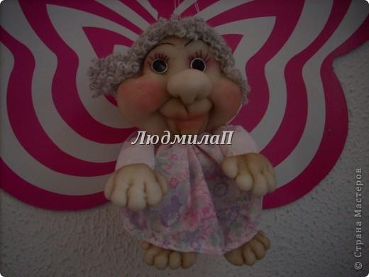 Голова для куклы.Глазки-бусинки. фото 2