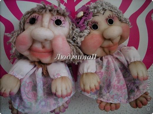 Каркасная кукла из капрона мастер класс