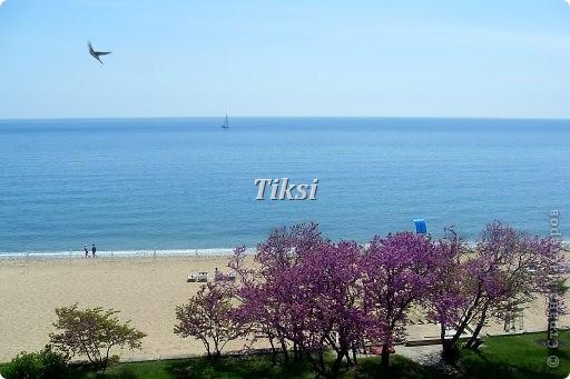 Не на долго удалось слетать в Болгарию,привезла для Вас от туда море.... фото 1