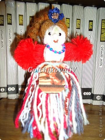 Кукла - желанница.