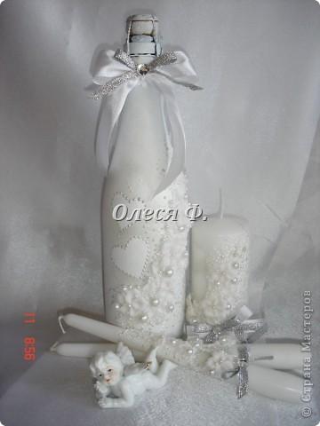 Комплект свадебный. фото 7