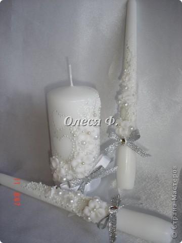 Комплект свадебный. фото 4