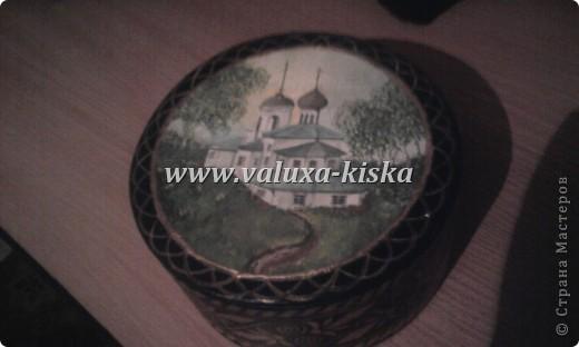 шкатулки) фото 1