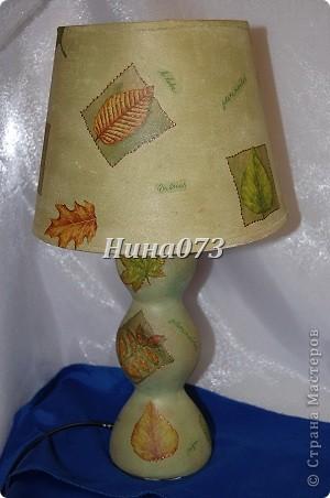 Я нашла еще применение новой салфеточке, устроила небольшой листопад :))) это для моей любимой крестной фото 7
