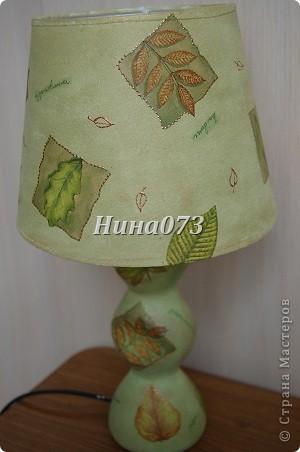 Я нашла еще применение новой салфеточке, устроила небольшой листопад :))) это для моей любимой крестной фото 8