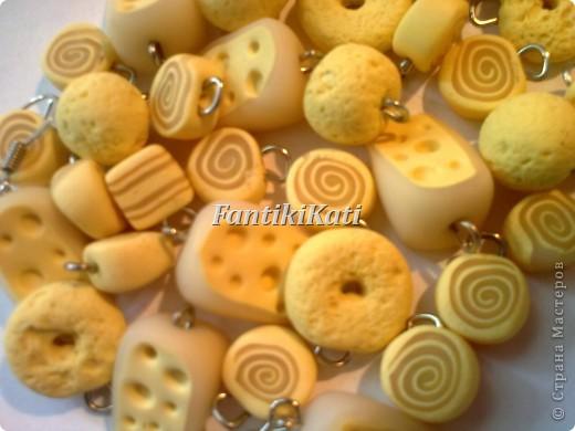 Заготовки для сырного браслета