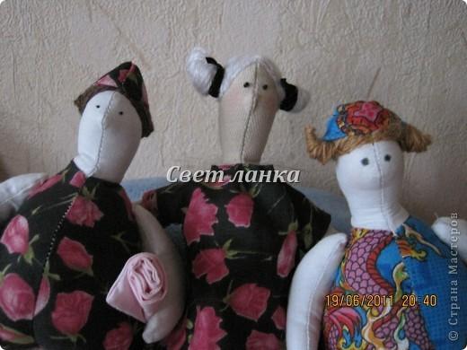 Три подружки. фото 1