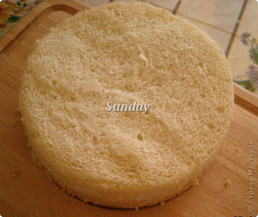 Кулинария Мастер-класс 23 февраля 8 марта День рождения Рецепт кулинарный Всегда удачный бисквитный корж для торта МК Продукты пищевые фото 1