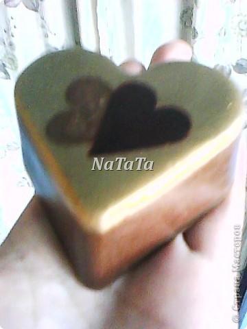 """Мыло в виде сердца с эфирными маслами бергамота и грейпфрута.А внутри плавают))))сердечки из """"шоколадной""""основы. фото 3"""