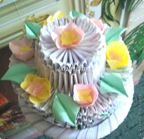 Низкокалорийный тортик))