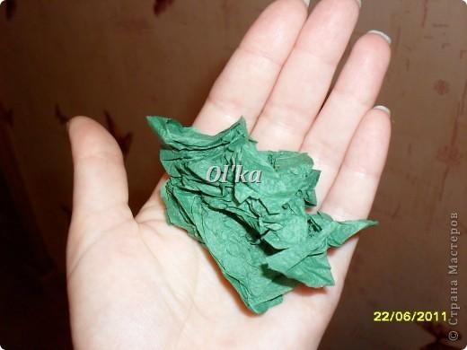 """Идея изготовления декоративной бумаги принадлежит   ~ Ларисе Федоровне ~  http://stranamasterov.ru/node/207740#comment-1869216   . Я лишь """"модернизировала"""" ее. Понравилась мне эта бумага. Но по МК Ларисы у меня ничего не получилось! Видно, не такие у меня ловкие пальчики как у Ларисы. :( Испортив штук пять салфеток,  я нашла свой вариант изготовления бумаги. С согласия Ларисы выкладываю и свой МК. фото 2"""