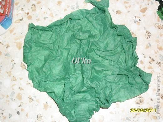 """Идея изготовления декоративной бумаги принадлежит   ~ Ларисе Федоровне ~  http://stranamasterov.ru/node/207740#comment-1869216   . Я лишь """"модернизировала"""" ее. Понравилась мне эта бумага. Но по МК Ларисы у меня ничего не получилось! Видно, не такие у меня ловкие пальчики как у Ларисы. :( Испортив штук пять салфеток,  я нашла свой вариант изготовления бумаги. С согласия Ларисы выкладываю и свой МК. фото 3"""