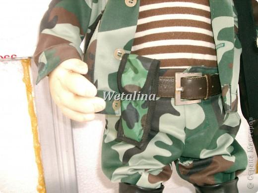 Вот такой охотник получился на подарок ко дню Рождения куму!!!!! фото 4