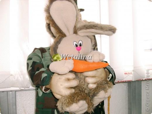 Вот такой охотник получился на подарок ко дню Рождения куму!!!!! фото 10