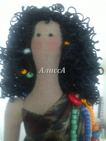 Тильда-африканка Демира. фото 3