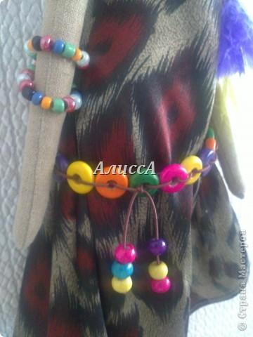 Тильда-африканка Демира. фото 5